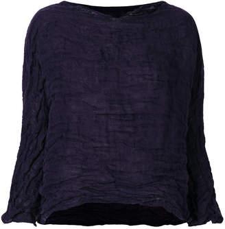 Daniela Gregis wrinkled blouse