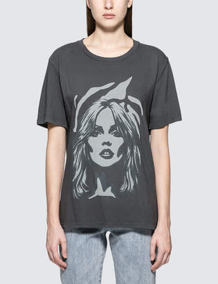 Obey Debbie Zebra Portrait Vintage Lester S/S T-Shirt