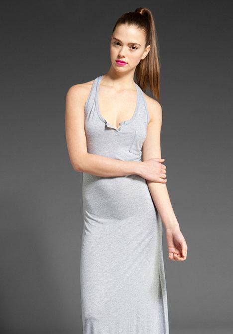 Splendid T Shirt Maxi Dress