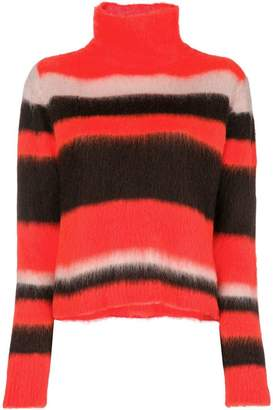 Dondup high neck knit sweater