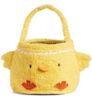 Fluffy Chick Easter Basket