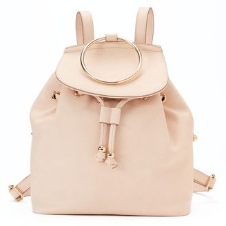 LC Lauren Conrad Daisy Ring Backpack $79 thestylecure.com