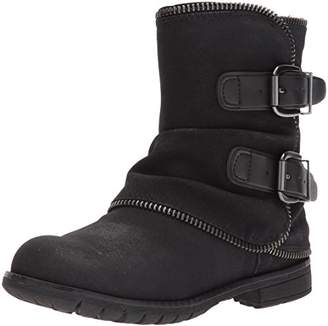 Not Rated Women's Who's Talkin Motorcycle Boot