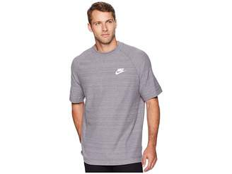 Nike NSW AV15 Top Short Sleeve Knit