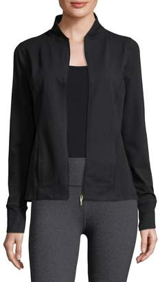 Beyond Yoga Women's Solid Bow Jacket