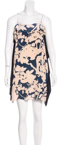 3.1 Phillip Lim3.1 Phillip Lim Printed Silk Dress