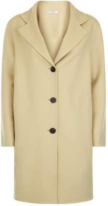 Peserico Open Collar Coat
