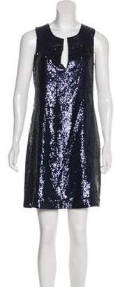 Tory Burch Sequined Mini Dress