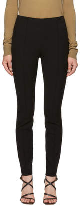 Totême Black Cruz Trousers