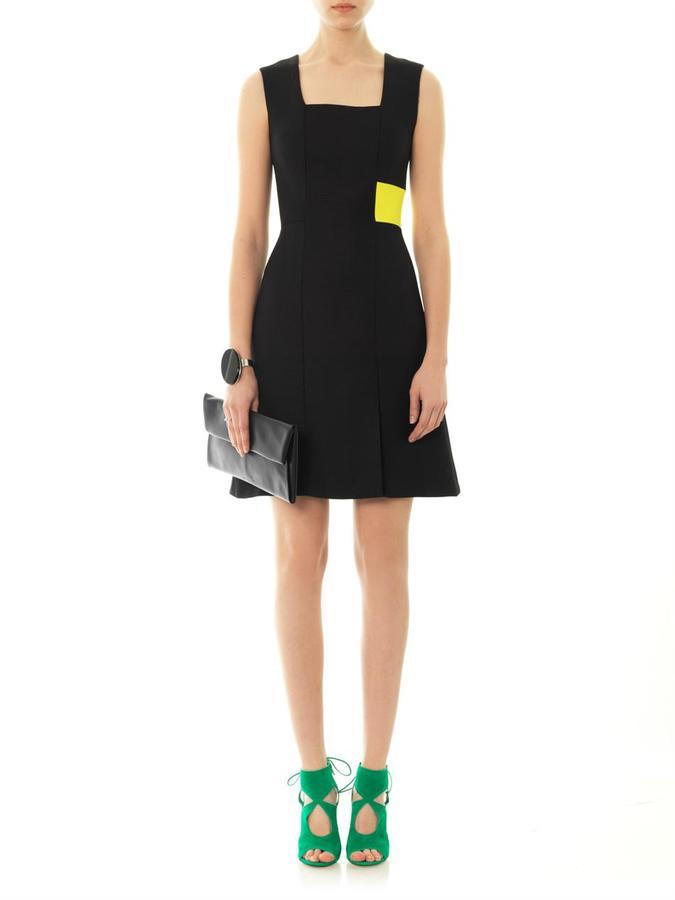 Roksanda Elsden tweed dress