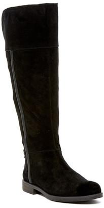 Franco Sarto Caydee Wide Calf Tall Boot $189 thestylecure.com