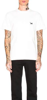 Calvin Klein Heavy Jersey Short Sleeve Tee