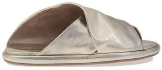 Marsèll Leather Sandal