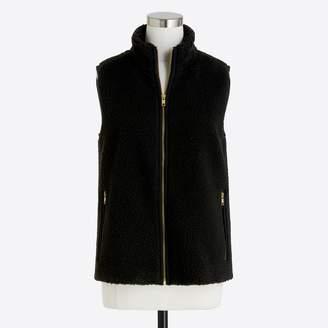 J.Crew Factory Fleece vest