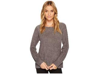 PJ Salvage Feather Touch Long Sleeve Top Women's Clothing