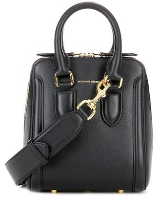 Alexander McQueen Small Heroine leather crossbody bag