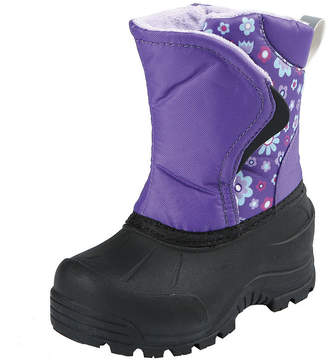 Northside Toddler Girls Flurrie Waterproof Insulated Snow Boots Pull-on