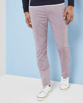 Ted Baker BUDWISE Slim fit textured chinos