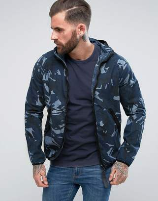 G Star G-Star Strett Hooded Gym Bag Jacket