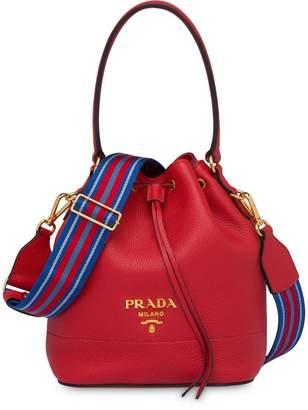 66154f862ceed6 Prada Drawstring Bag - ShopStyle Australia