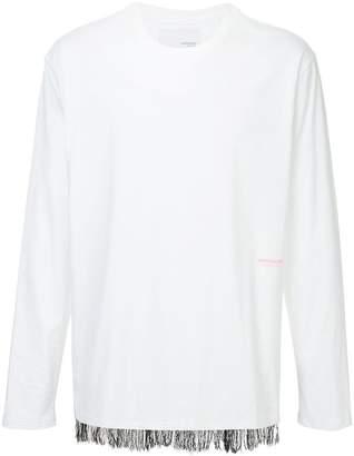 Yoshio Kubo Yoshiokubo loose fit sweatshirt