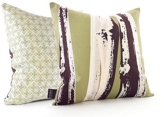 Inhabit Bamboo in Grass Pillow