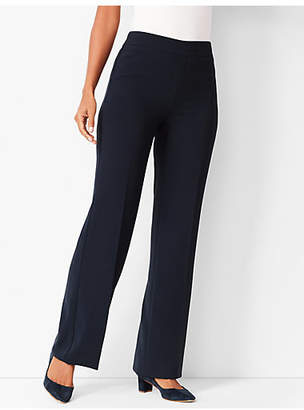 Talbots Easy Travel Suiting Wide-Leg Pants