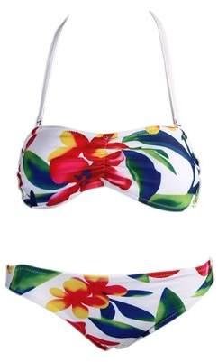 Facet Brazilian Style Women Sexy Swimwear Bathing Suit Swim Suit Push Up Bikini Set