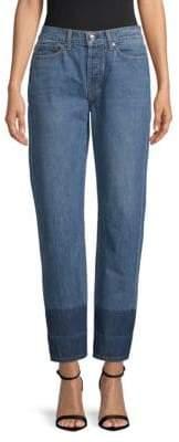 Genetic Los Angeles Joey High Waist Girlfriend Jeans