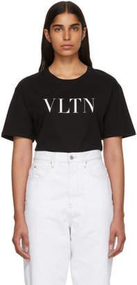 Valentino Black VLTN T-Shirt