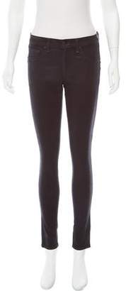 Rag & Bone High-Rise Skinny Jeggings