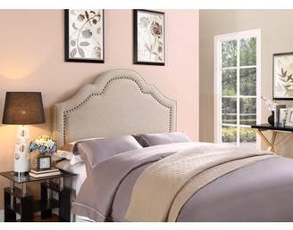 Isabella Collection Crown Mark Full/Queen Upholstered Headboard
