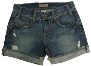 Denim Of Virtue - Women's Cutoff Boyfriend Shorts