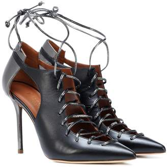 Malone Souliers Exclusive to mytheresa.com Montana 100 leather ankle boots