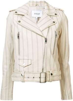 Derek Lam 10 Crosby Leather Jacket