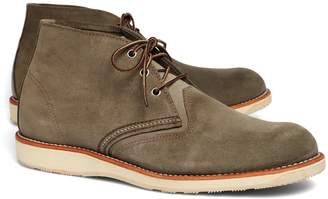 Brooks Brothers Red Wing 3144 Leather Desert Boots