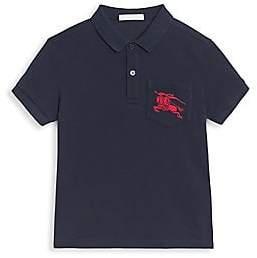 Burberry Little Kid's& Kid's Polo Shirt