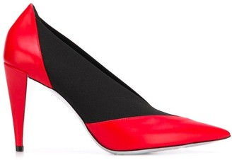 Givenchy elastic smooth pumps