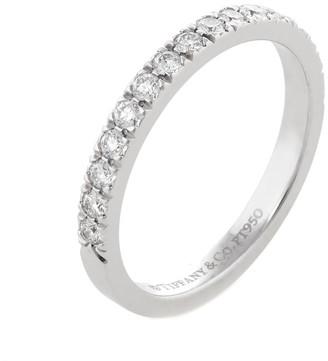 Tiffany & Co. Heritage  Novo Platinum 0.33 Ct. Tw. Diamond Ring