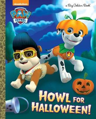 Golden Books Howl For Halloween! (paw Patrol)