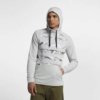 Nike Dri-FIT Men's Camo Training Hoodie