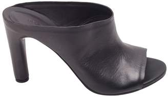 Roberto Del Carlo 8leather Heeled Shoes