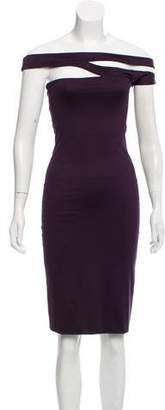 Cushnie et Ochs Jersey Midi Dress