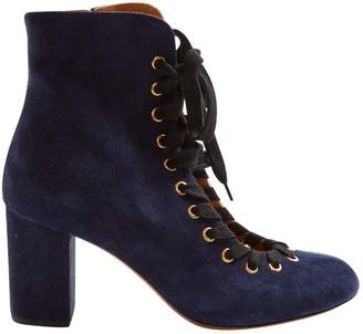 Chloé Lace up boots