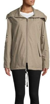 Sam Edelman Cotton Anorak Jacket