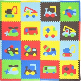 Tadpoles Playmat Set 16-Piece Transport