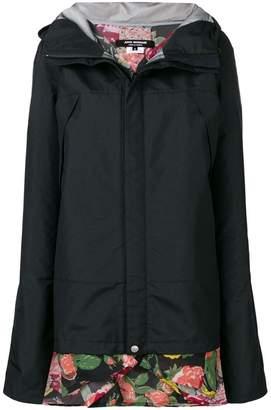 Junya Watanabe reversible hooded jacket