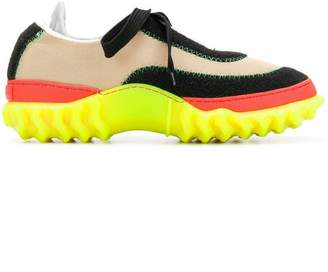 Marni lace-up trainers
