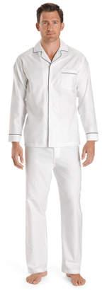 Brooks Brothers Wrinkle-Resistant Oxford Pajamas