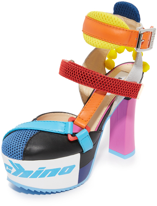 Moschino Platform Pumps $1,025 thestylecure.com
